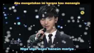 Ye Sung [Super Junior] – Gray Paper Live Lirik Indonesia