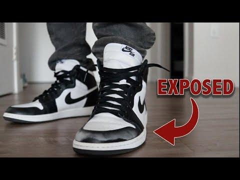 Crep test - Nike Air Force 1 - YouTube
