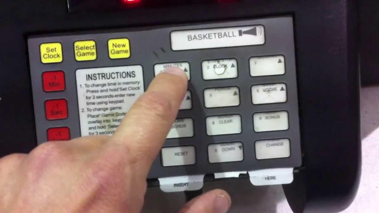 tutorial portable scoreboard youtube rh youtube com