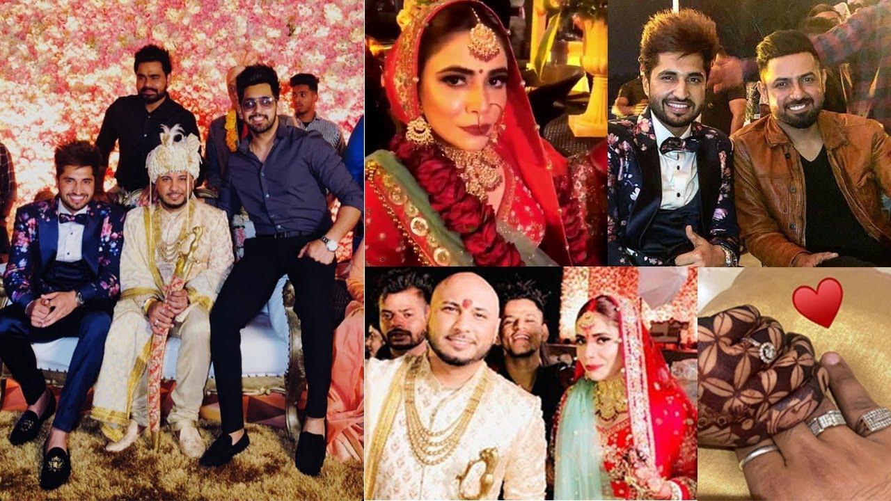B Praak Wedding : Gippy Grewal, Jassi Gill, Babbal Rai, Prabh Gill ,Jaani &  more