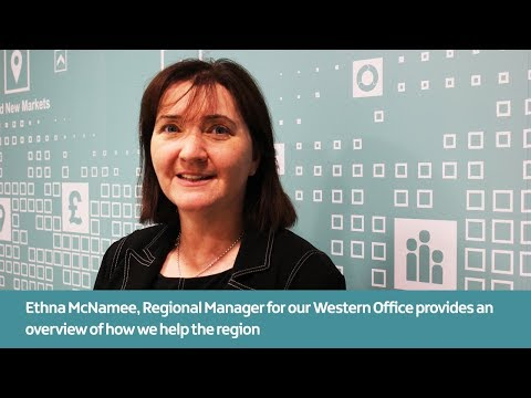 An overview of how Invest NI helps the Western Region