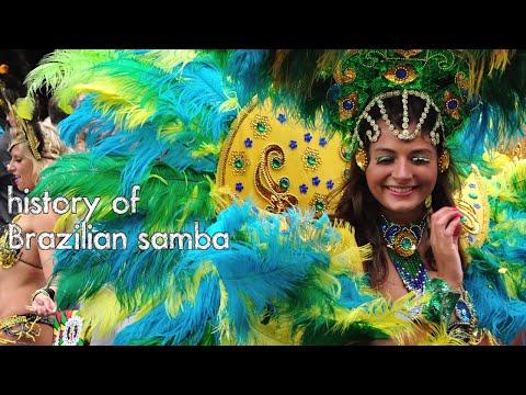 ★ History of Brazilian Samba ★