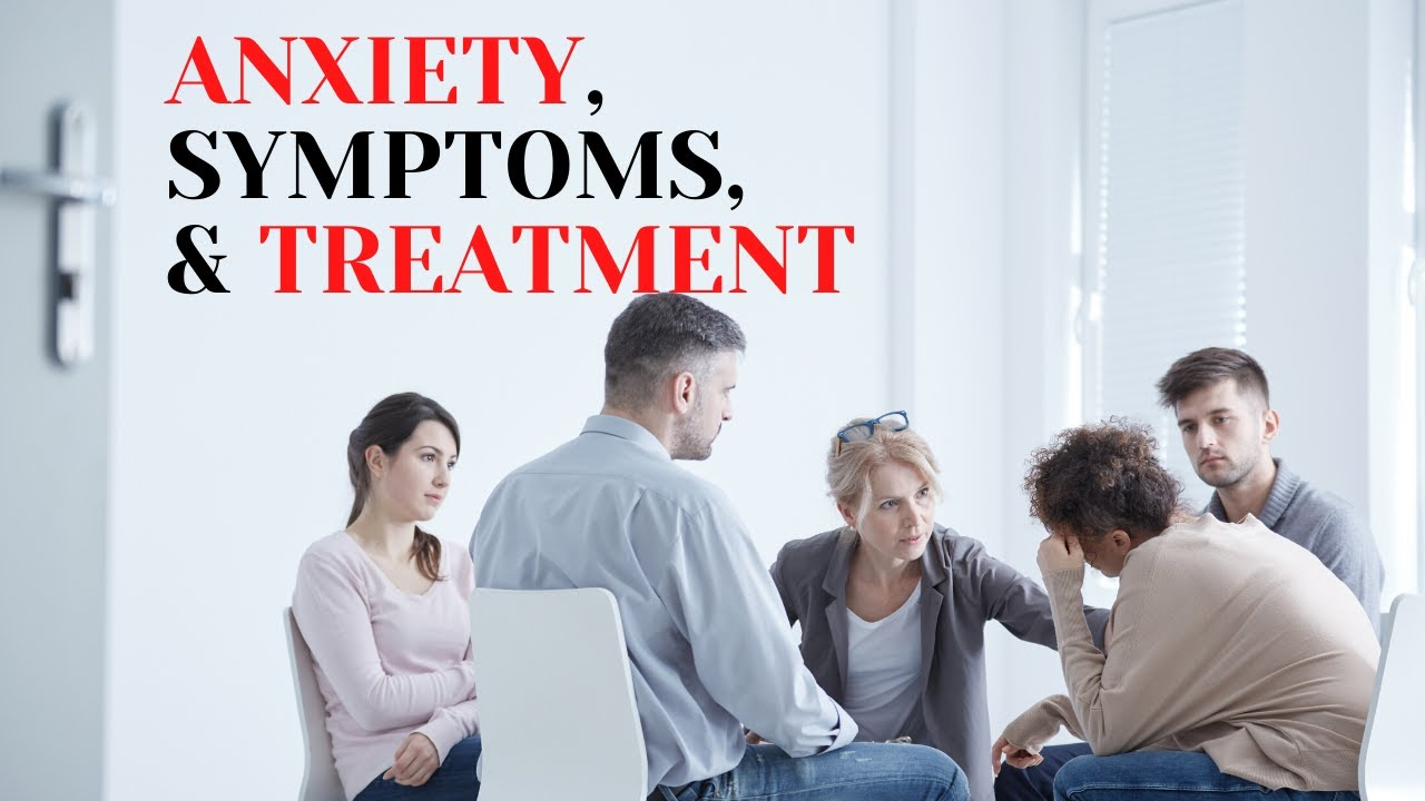 Different Types of Anxiety Disorder| Causes| Symptoms ...