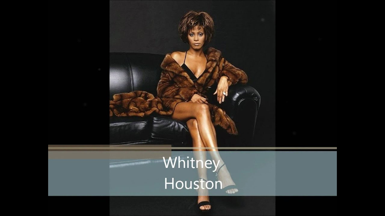Whitney Houston Tits 84