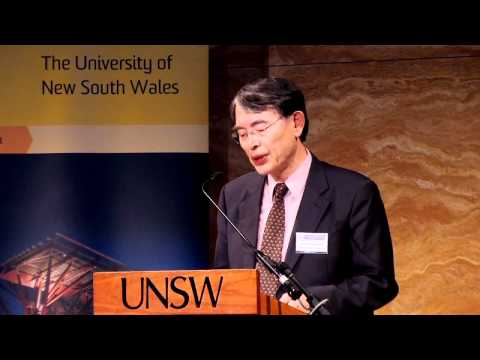 3:28 2012 Wallace Wurth Lecture by Judge Sang-Hyun Song (Excerpt)