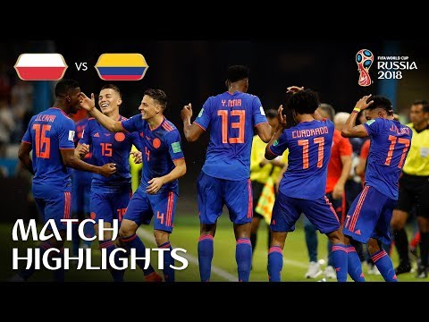 Poland v Colombia - 2018 FIFA World Cup Russia™ - Match 31