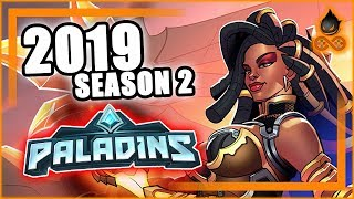 THE FUTURE OF PALADINS - SEASON 2 CHANGES AND MORE