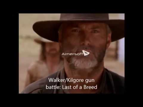 Cordell walker vs. every Marshall Teague bad guy: Walker Texas Ranger