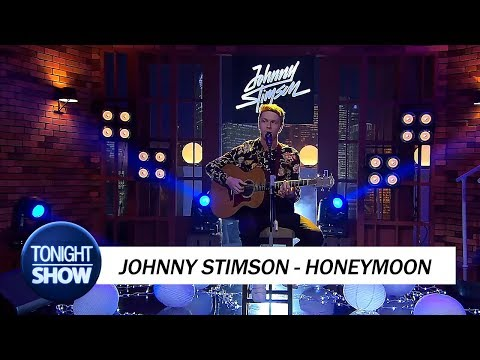 Johnny Stimson - Honeymoon (Special Performance)