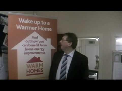 Warm Homes Scheme in East Antrim.mpeg