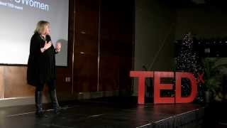 Embracing your authentic self: Jennifer Gillivan at TEDxMSVUWomen