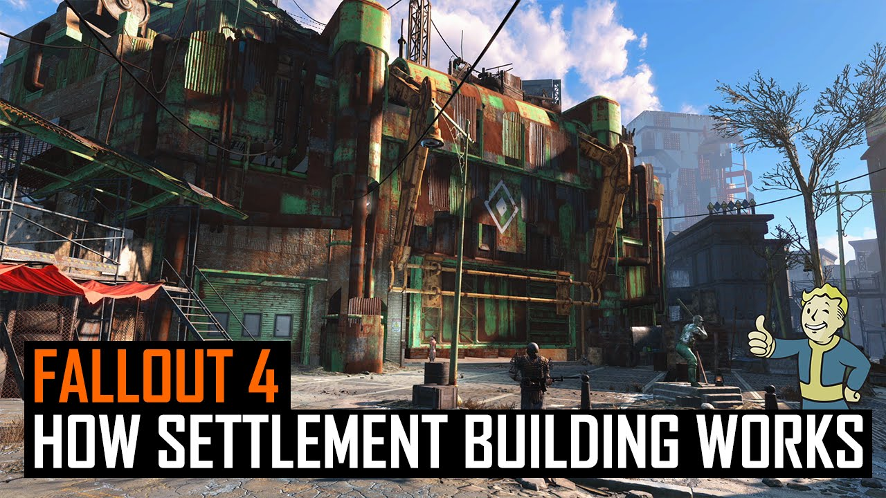 The 7 kinds of towns youll inevitably build in Fallout 4