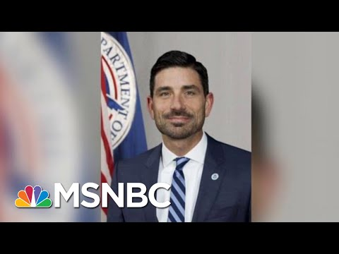 White House Considering Ex-Nielsen Chief Of Staff To Head DHS | Katy Tur | MSNBC