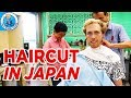 My First Japanese Barber Shop Experience