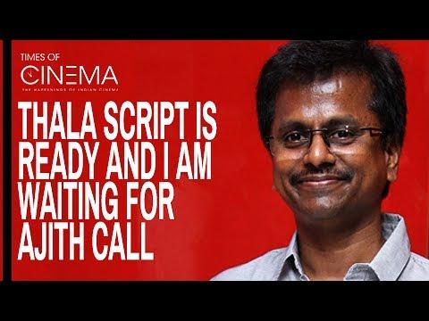 "A.R.Murugadoss ""Thala Script Is Ready Waiting For Ajith Call""  | TOC"
