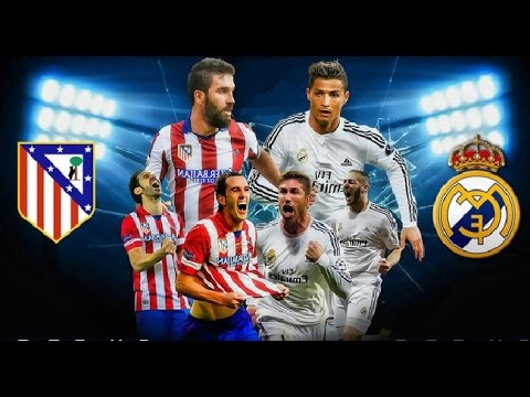 Real Madrid vs Atlético Madrid ► Promo Champions League Final 2016