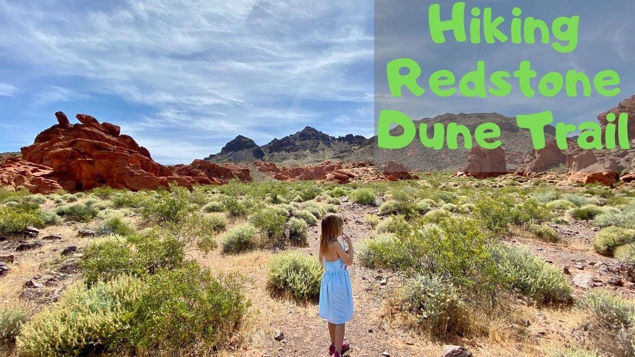 Hiking Redstone Dune Trail