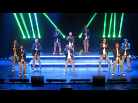 Straight No Chaser - Happy - 7/15/14
