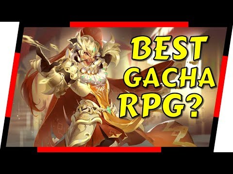 Sdorica -sunset- BEST GACHA RPG ON MOBILE? | MGQ Ep  85 - YouTube