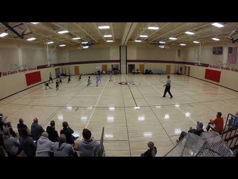 Lakeville South vs Minneapolis Lakers