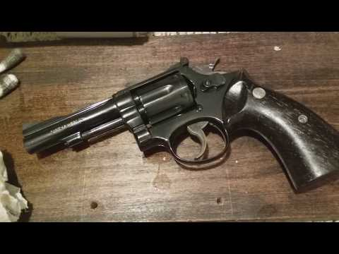 Smith And Wesson Model 15 Returns BATJAC J.W