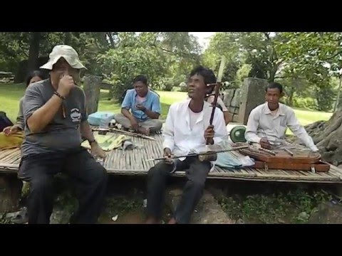 Cover Lagu Musik Tradisional Khmer STAFABAND