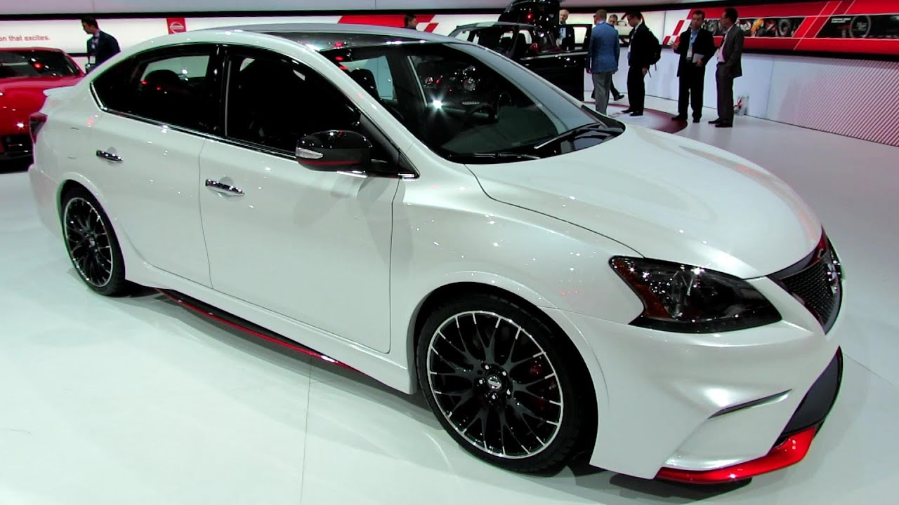 2015 nissan sentra nismo concept exterior and interior. Black Bedroom Furniture Sets. Home Design Ideas