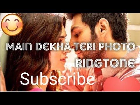 Me Dekha Teri Photo Ringtone Instrumental, Me Dekha Teri Photo Ringtone Dj, Me Dekha Teri Photo Ring