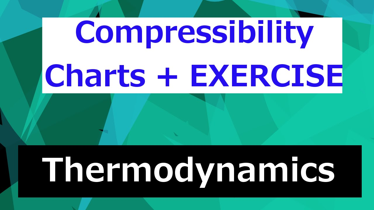 also compressibility  chart exercises thermodynamics class youtube rh