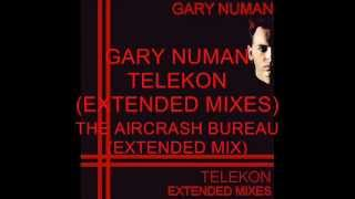 Watch Gary Numan The Aircrash Bureau video