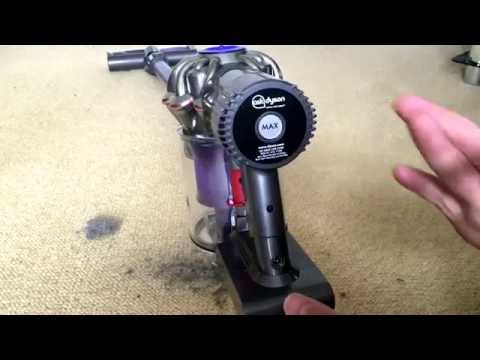 Dyson hand held cordless vacuum dc59 review