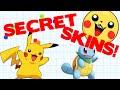 AGARIO how to get SECRET Pokémon SKINS?!?! (Agar.io PIKACHU/CHARMANDER Takeover)