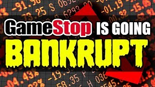 Gamestop Is Going Out Of Business Fast, Stock Plummets An Insane 30%!