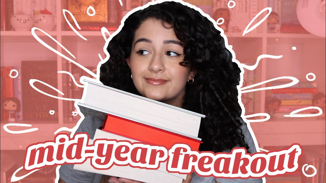 The Best, The Worst, & the Disappointing | Mid-Year Book Freakout Tag 😆 📚