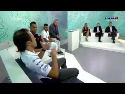 Felipe Massa comenta declarações de Nelson Piquet