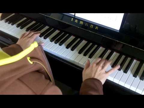 ABRSM Piano 2013-2014 Grade 4 A:1 A1 Anon March in E Flat BWV Anh.II 127 Performance