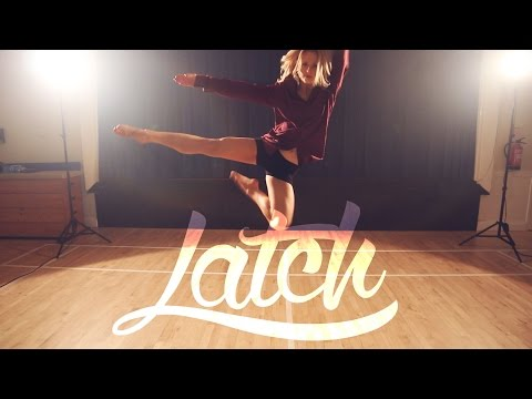 Sam Smith & Disclosure - Latch // Rachael Ansell Choreography Featuring Louise Smith