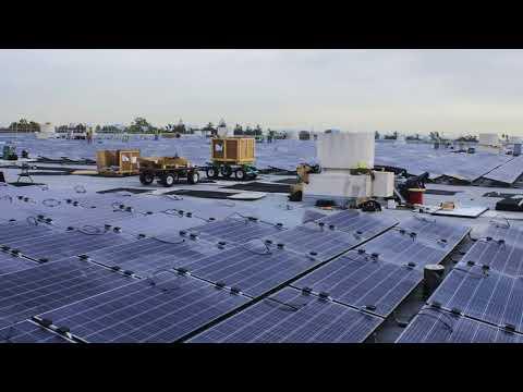 Honda Installs On-Site Solar Array