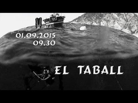 01.09.2015 Tauchen an der Costa Brava :  El Tabal : Schwarzweiss-Edition