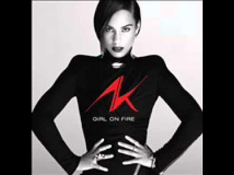 "Alicia Keys ""When It's All Overe""Lyrics HQ"