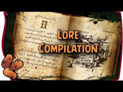 Guild Wars 2 Short Stories Compilation