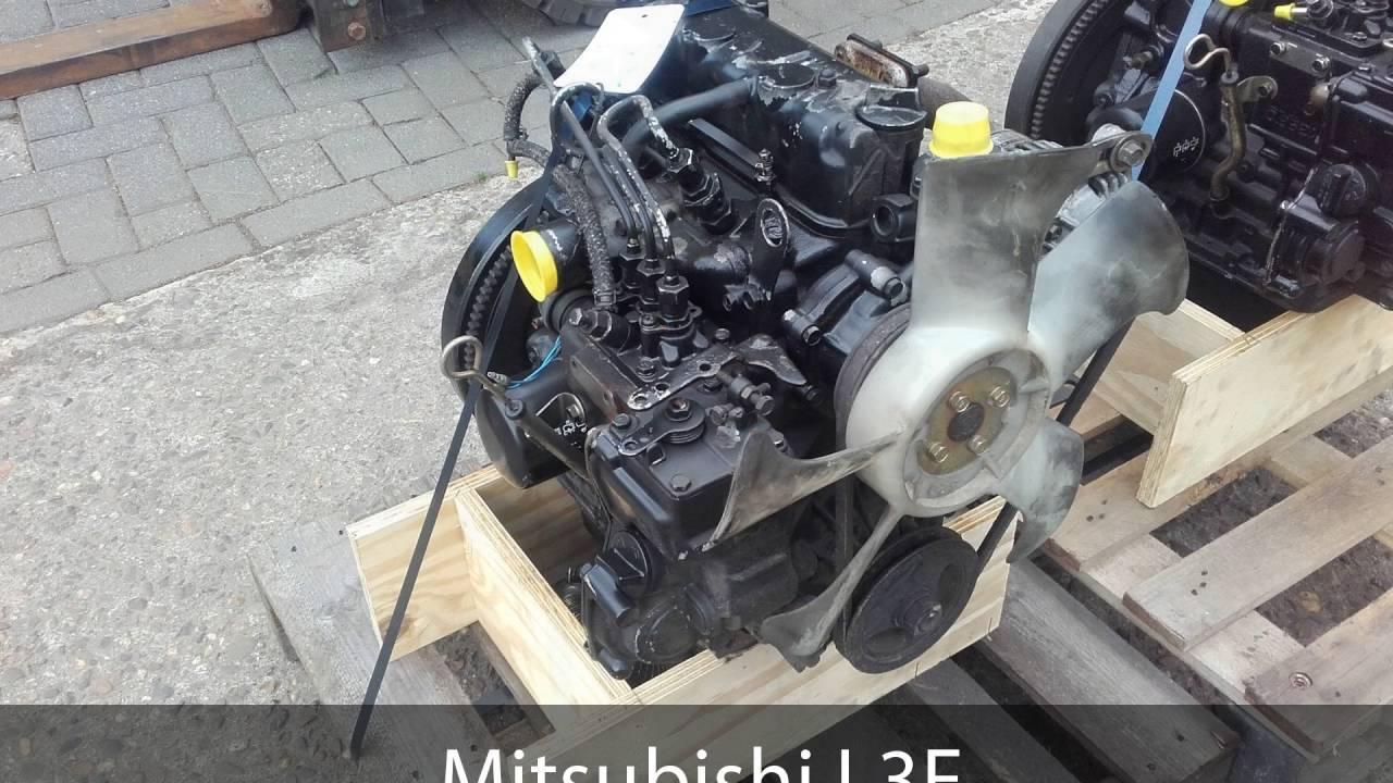 mitsubishi l3e - youtube