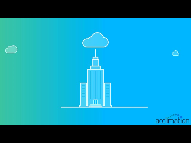 Move your SAP landscape to the Azure Cloud with Acclimation