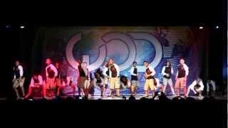 SANDLOT CREW - World Of Dance 2012 WOD Dallas, TX