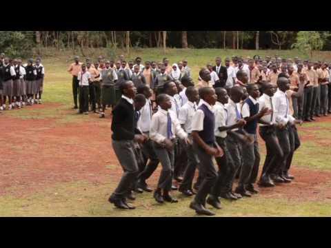 Westlands Scouts Mwamba Challenge 2017