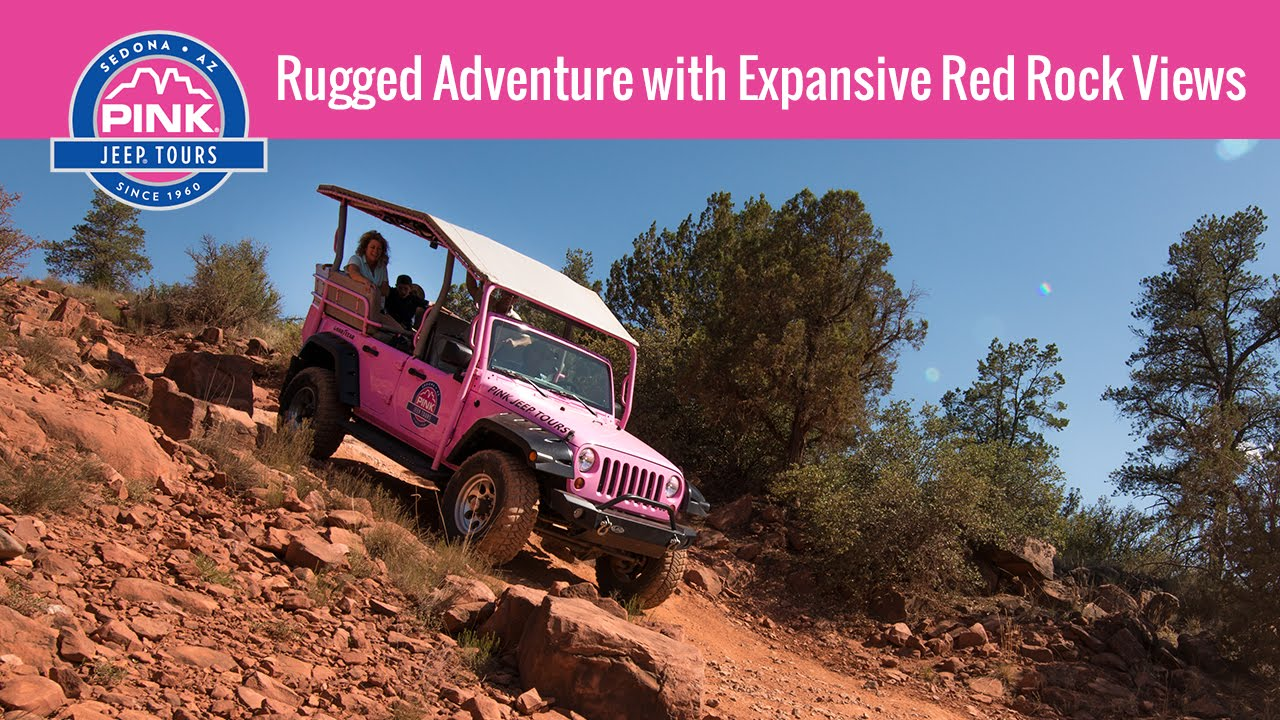 Red Jeep Tours Sedona
