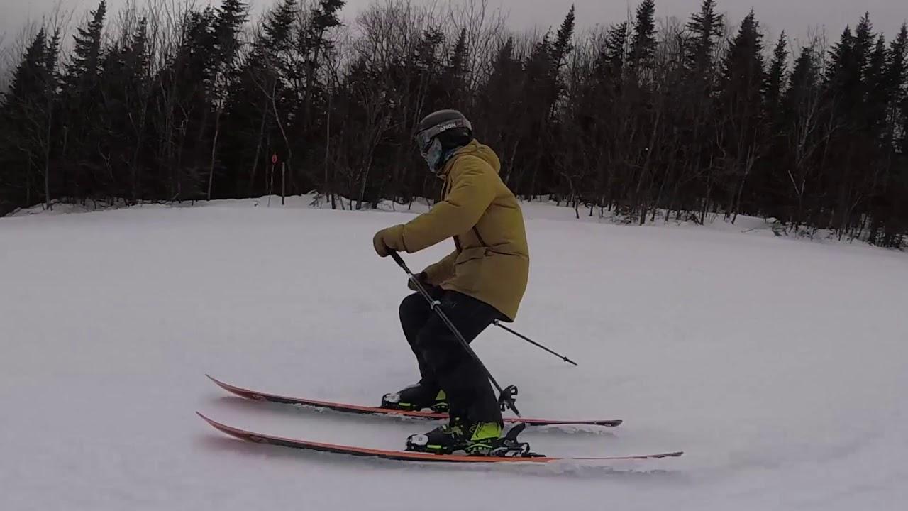 2019 Salomon QST 92 Ski Review
