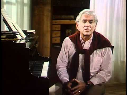 Leonard Bernstein Discusses Beethoven's 2nd Symphony