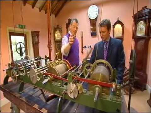 W.F.Bruce Antiques Ltd - ITV Filming For Meridian News (2009)