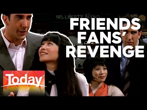 Friends star admits they were booed while shooting | Today Show Australia